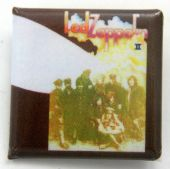 Led Zeppelin - 'Led Zeppelin II' Square Badge